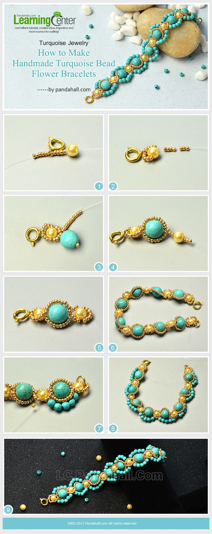 how to make handmade bracelet