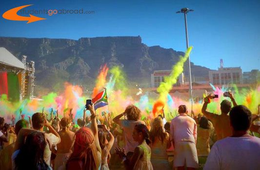 Play of colors in #CapeTown #SouthAfrica