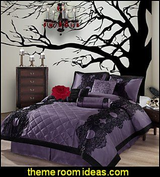 Gothic Bedroom Decorating   Gothic Medieval Castle Dragon Decorating Ideas    Castle Beds U0026 Medieval Furniture   Gothic Style Bedrooms   Gothic Style  ...