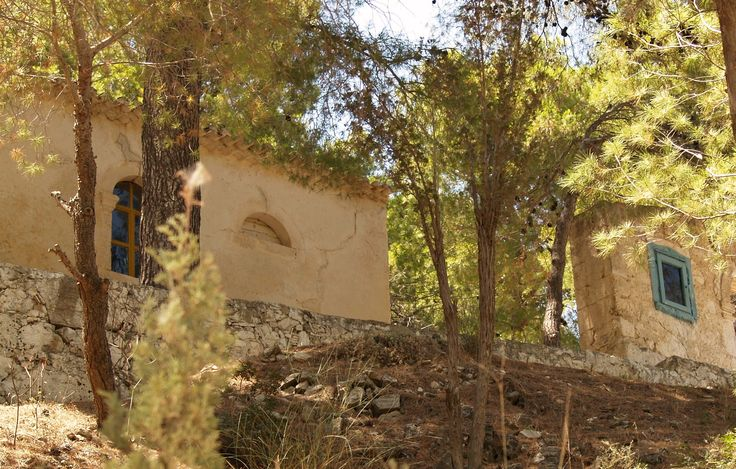 #ruined original #villa #kefalonia