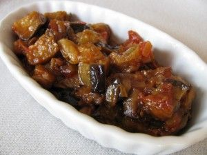 Eggplant Mediterranean 300x225 TURKISH EGGPLANT SIDE DISH (MEZE)