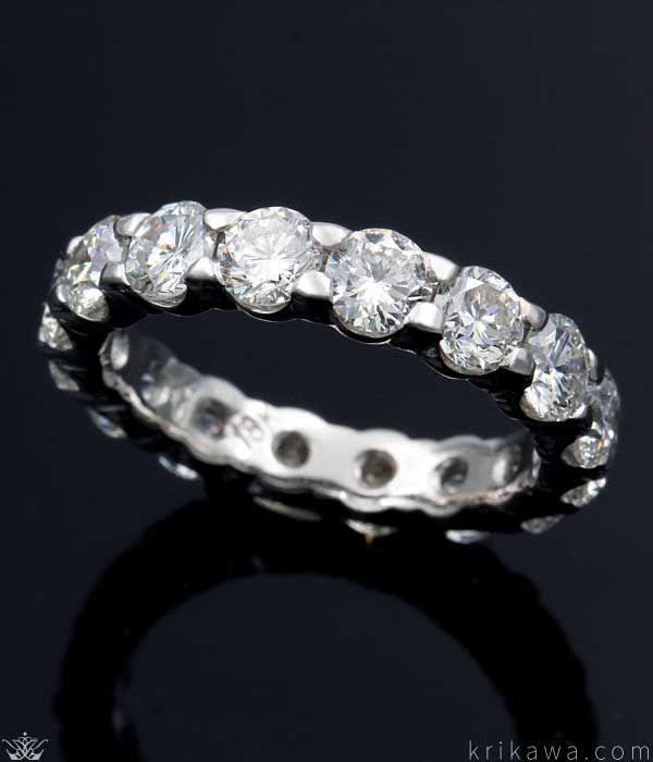 Scalloped Bead Set Diamond Wedding Band Diamond Wedding Bands Luxury Rings Wedding Bands