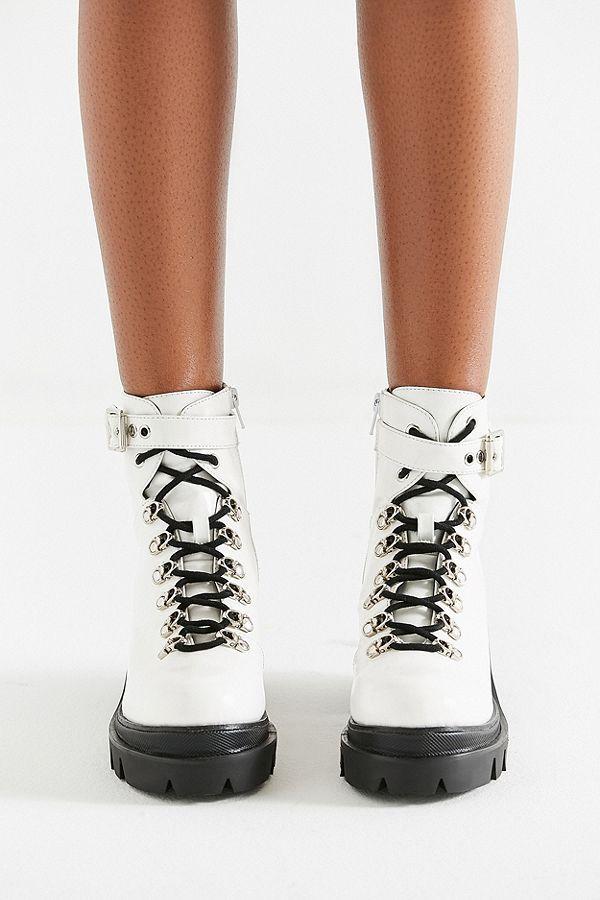 cce065c23c3a Jeffrey Campbell Czech Lace-Up Boot