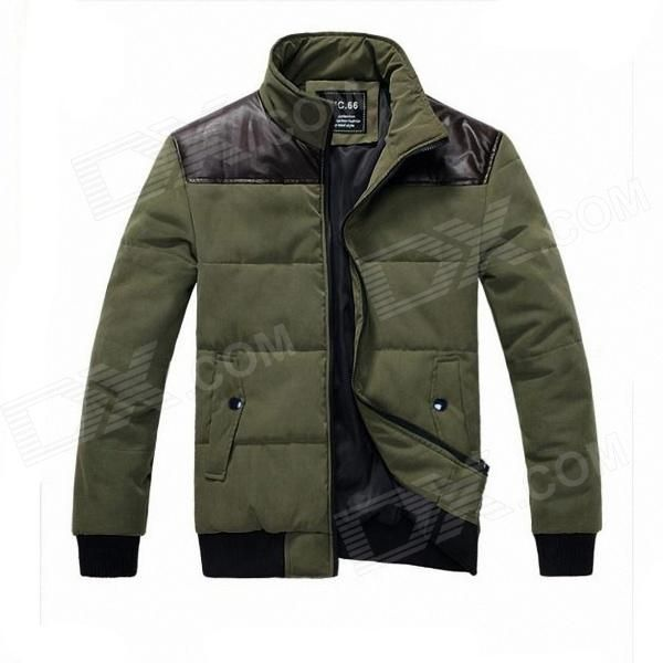 This section coat very stylish, very comfortable wearing them, you can have an effective warm clothes for the thicker section subsection. http://j.mp/1p10UVJ