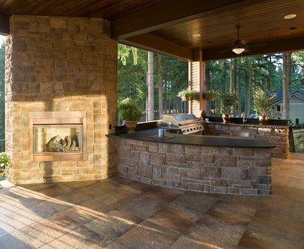 Wood Fireplace Insert Installation