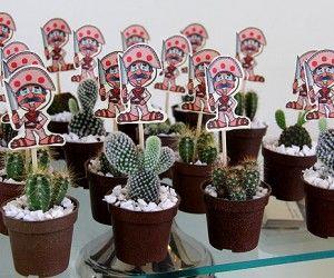 olha que boa essa lembrança de uma festa nordestina, com direito a caricatura e tudo! http://silviaoliveira.com.br/ #festanordestina #lembrancinhas #caricatura                                                                                                                                                                                 Mais