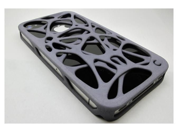 3D Printed Phone Cases - Cell 2 design by shengchiehchang via @Shapeways