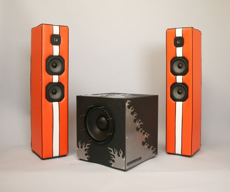 Building Your Own Custom Speakers Has Got To Be One Of The Most Rewarding,  Straightforward