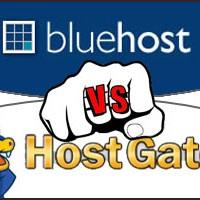 Bluehost vs HostGator wordpress hosting review