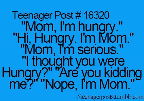 Teenager Posts #lol #humour