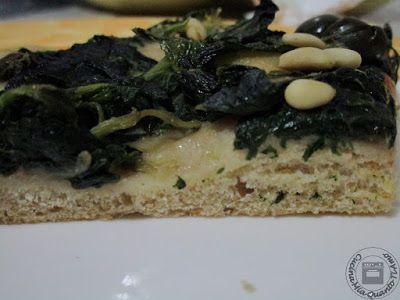 Cucina mia quanto ti amo: Pizza integrale con le verdure