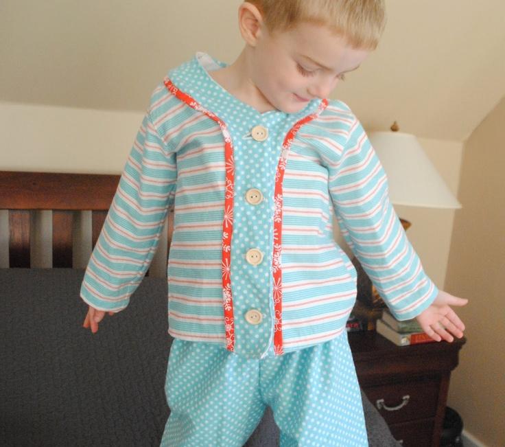 Boy, Oh Boy, Oh Boy: Goodnight Sweetheart Pajamas