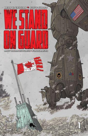 We Stand On Guard - Image Comics