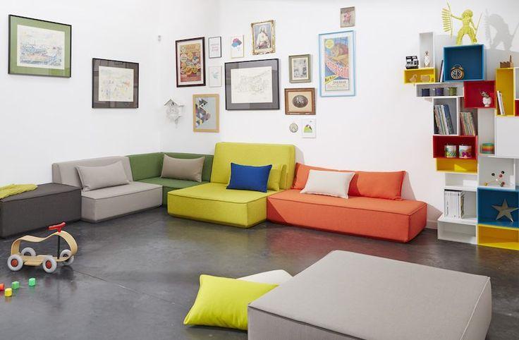 Cubit propose des meubles modulables : étagère cubique et canapé de la marque Mymito. Une solution pour créer le meuble qui vous convient parfaitement. Avis