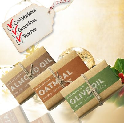 Got a kris-kringle coming up? Struggling to find a present for a teacher or grandparent? These delicious Pure Soaps come in Almond Oil, Oatmeal and Olive Oil