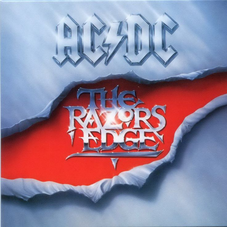 AC/DC – The Razor's Edge (1990) | Rock Music Forever | Heavy Metal and Rock Albums | Reviews, News, Samples, Shop