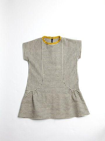 Stripe Mix Dress
