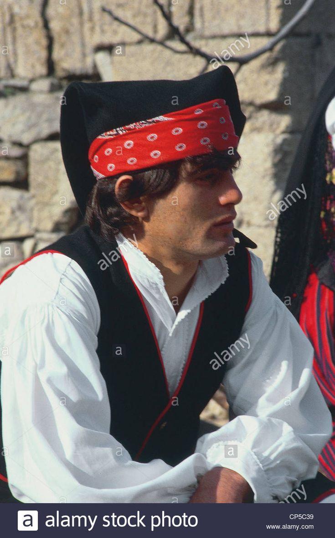 Sardinia - Villamar (Ca) - Boy in costume