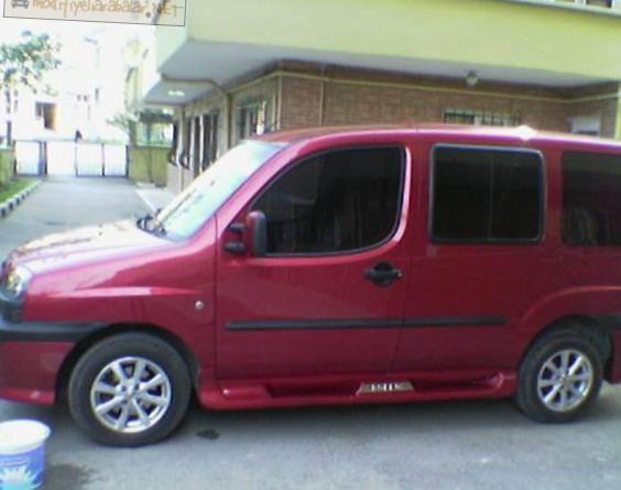 Fiat Doblo Combi prices - http://autotras.com