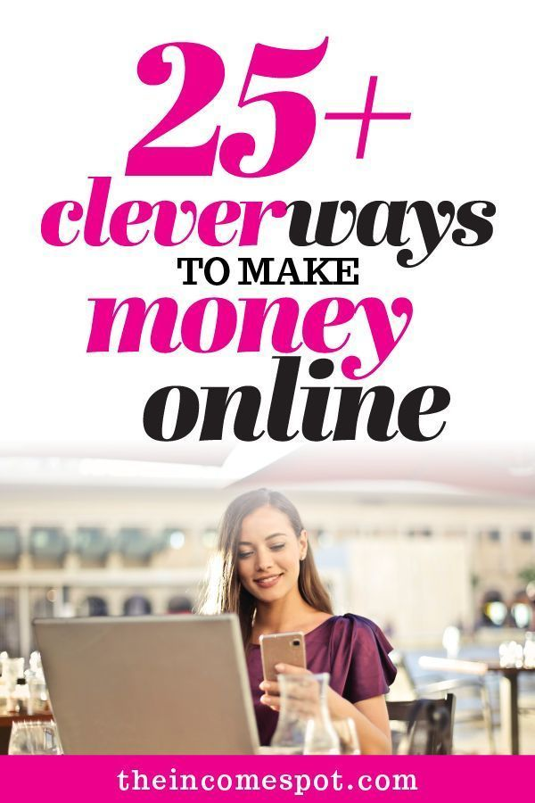 28 Creative Ways to Make Money Online. – Sara caudill