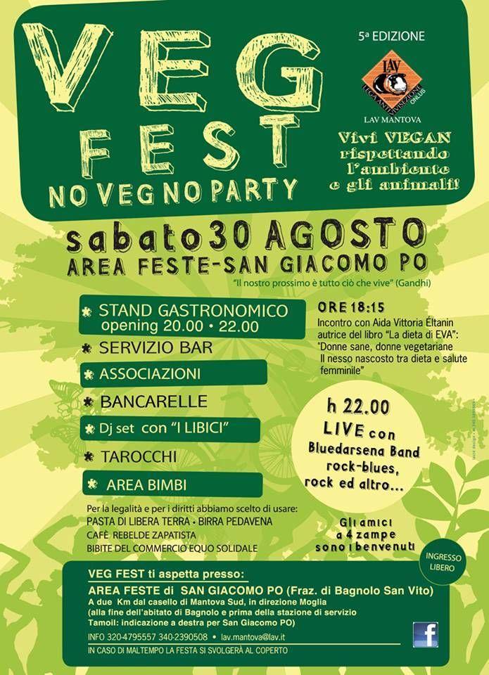Veg Fest Mantova 2014