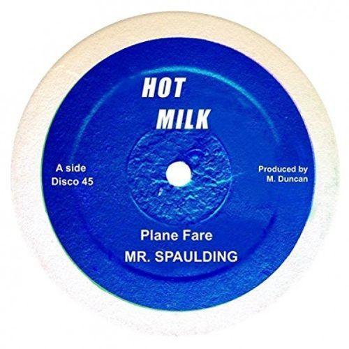 Plane Fare/Fantastic [12 inch Vinyl Single]