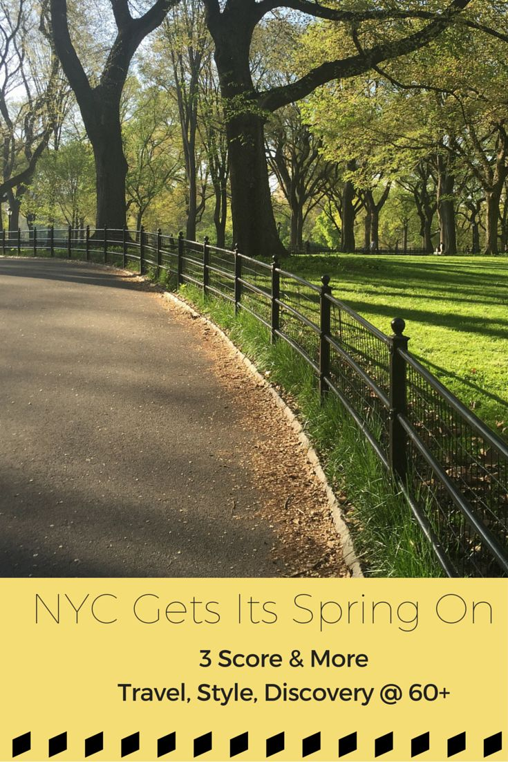Spring gives New York a fresh coat of green, and is particularly redemptive in the city. In the city that never sleeps, Spring brings it alive in a special way.