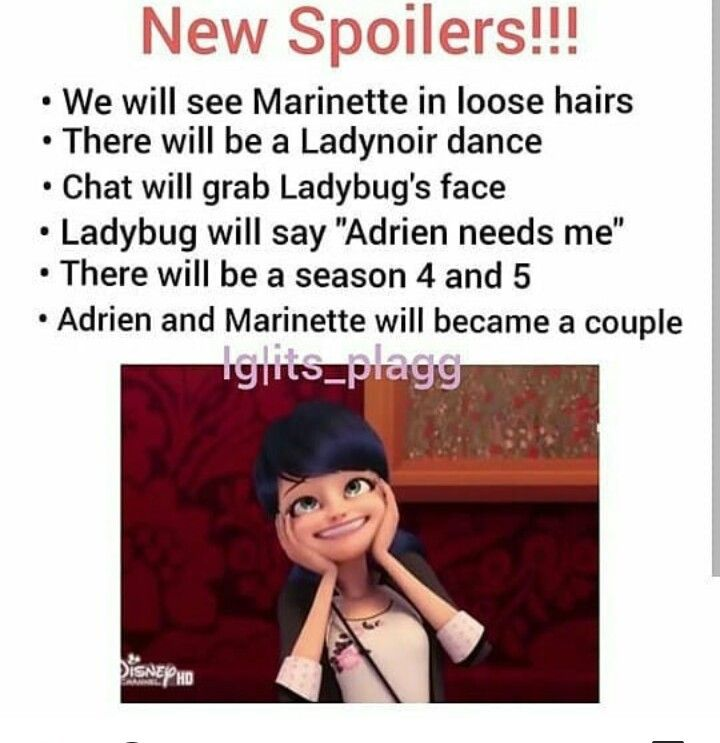 """When I saw Ladynoir dance I screamed SOO LOUD!!!!! And when I saw that Cat Noir grabs Ladybug face I was Like """"Everything is coming to together"""" :D"""
