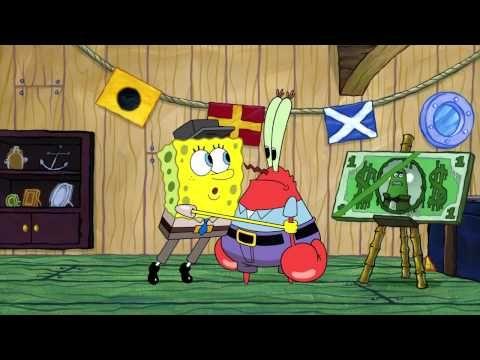 SpongeBob SquarePants Full Episode S09 E10 720pHD Jailbreak! w Squid Defense - YouTube