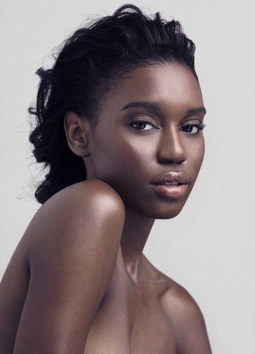 Pure Black Women With Negroid Features Are Extremely -6772