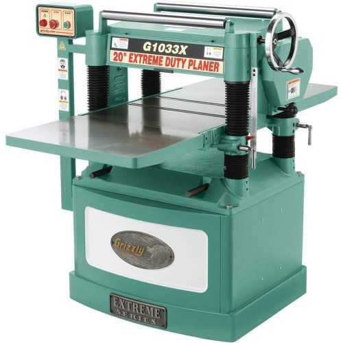 Grizzly G1033X 5 HP Spiral Cutter Head Planer 20-Inch For Sale https://bestwoodplanerreview.info/grizzly-g1033x-5-hp-spiral-cutter-head-planer-20-inch-for-sale/