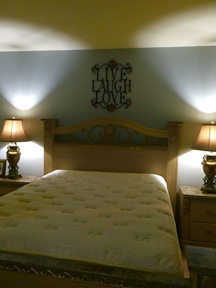 my bedroom set by ashley signature furniture. #sanibel #Ashleyfurnitures #discontinued
