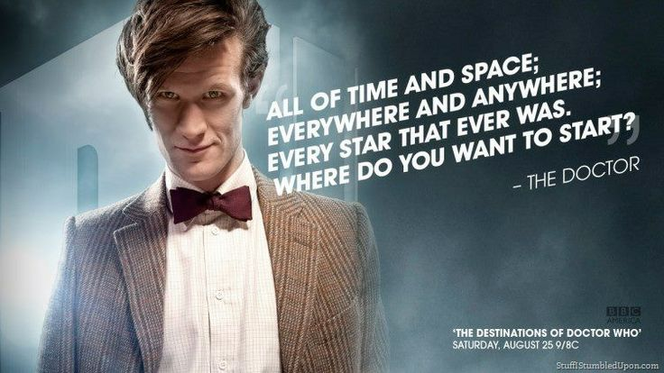 Matt Smith Doctor Who Quotes: Doctor Who Quotes Inspiraional