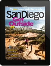 The Best Hikes in San Diego - March 27 - San Diego Magazine - April 2012 - San Diego, California