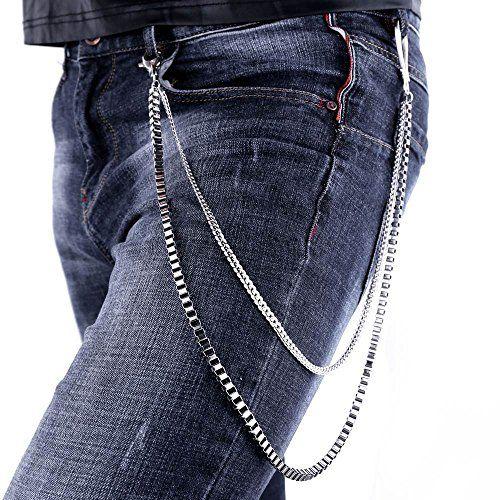 U7 Men Cool Box and Snake Chain Punk Trouser Long Wallet ... https://www.amazon.com/dp/B01M7NUU6X/ref=cm_sw_r_pi_dp_x_IeAOybZ26HYAW