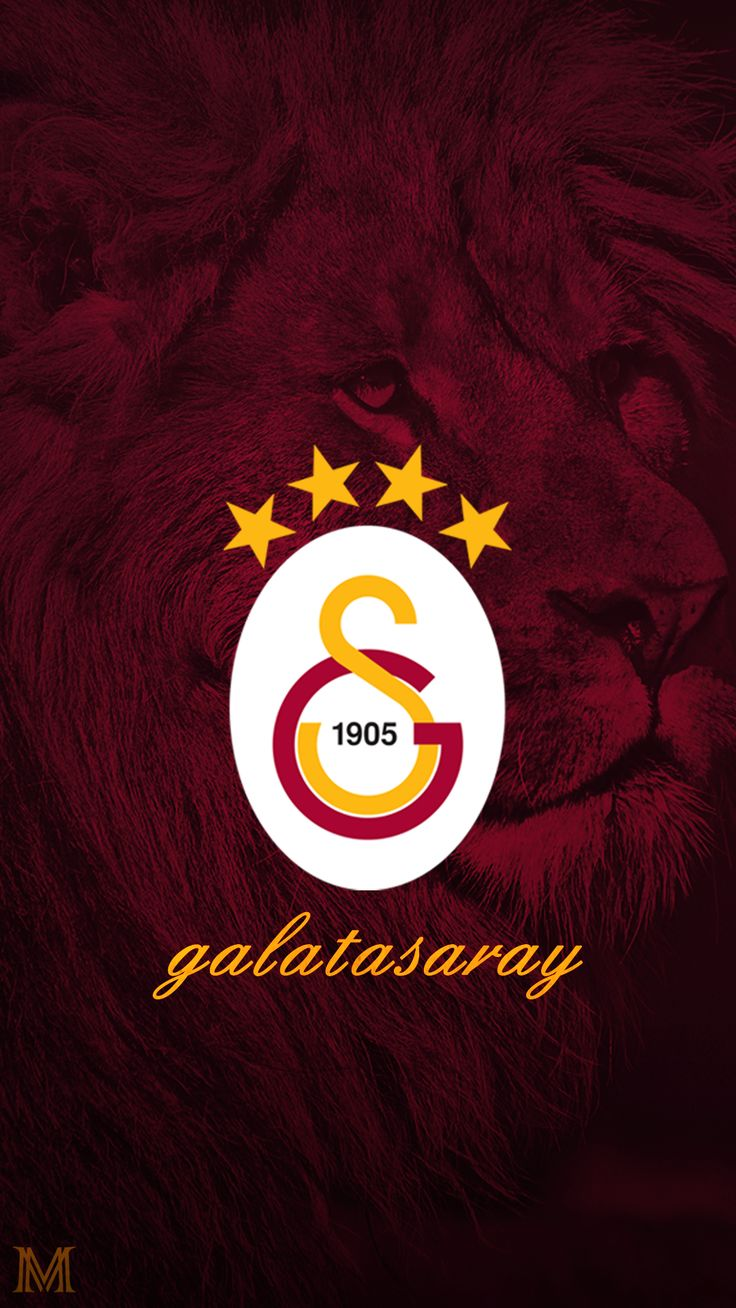 Galatasaray Lion Logo 2