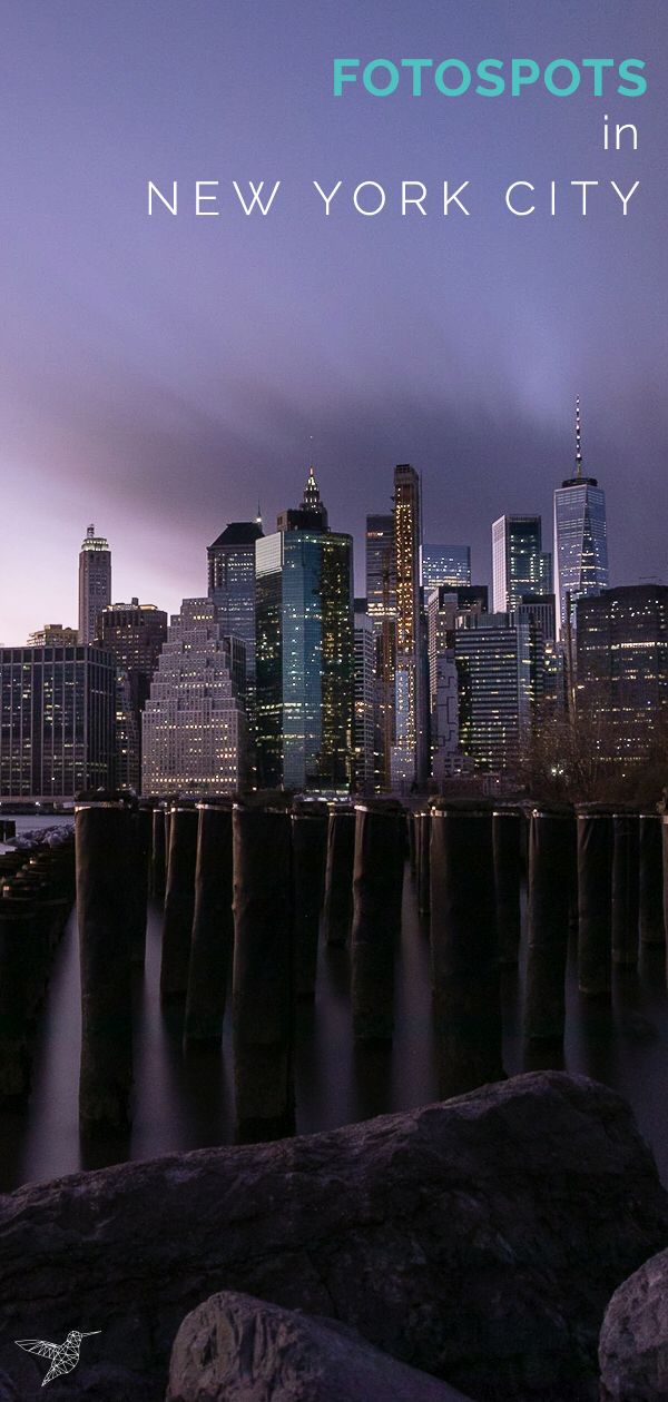 Fotospots und Tipps zum Fotografieren in New York