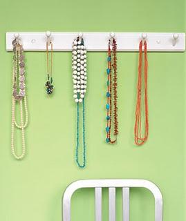 coat rack for jewelry