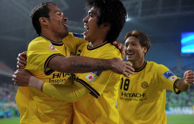 Leandro Domingues - Jeonbuk Hyudai Motors v  Kashiwa Reysol - AFC Asian Champions League