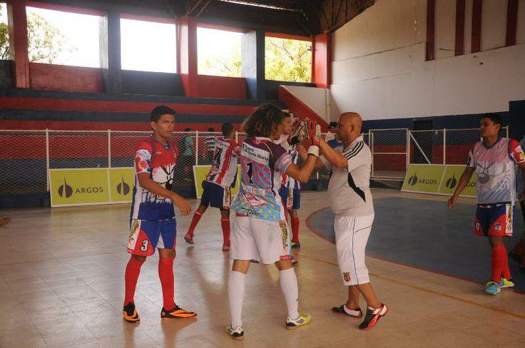 Santa Marta siempre estuvo a la altura con su gran equipo, Gremio Samario.