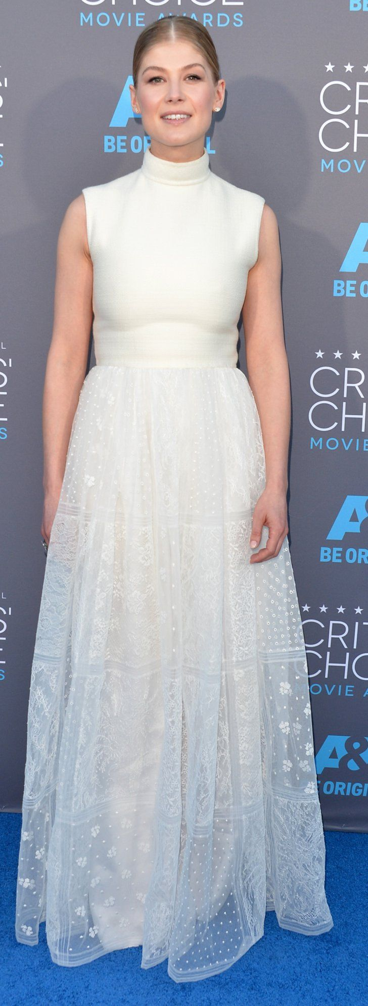 Pin for Later: Tell Us: Which Critics' Choice Dress Was Sheer Perfection?