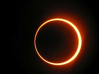 The Urban Astronomer: Ring of Fire