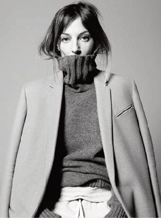 Phoebe Philo is British. She was born in Paris and educated in London. She studied at Central Saint Martins College of Art and Design in London, graduating in 1996.