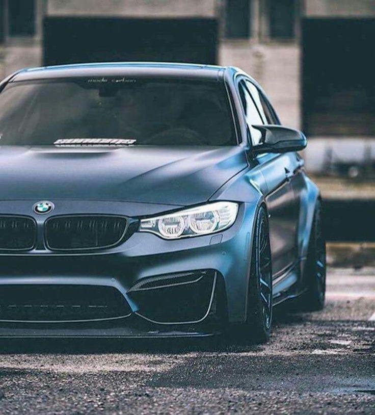 BMW F80 M3 matte grey