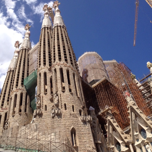 Barcelona - i wanna go back when this is complete x