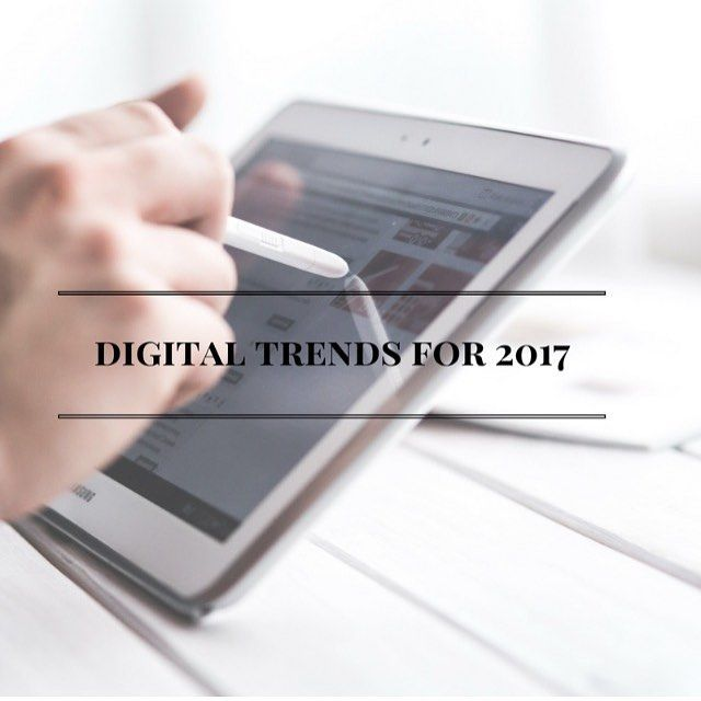 Keep up to date with market related content, so you can maximize the on trends that fit well into your marketing strategy. Find us on www.networkexplosion.co.za & read up on the digital trends for 2017 🤓🤓
