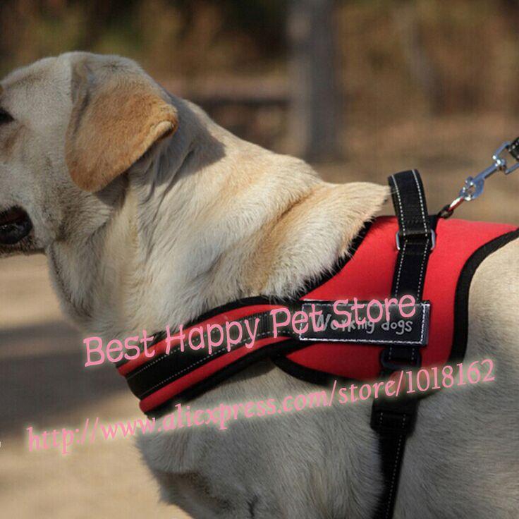 Товары для животных для домашних животных оксфорд ткань Pet поводок большой собаки грудь ремни профессиональный большой собаки самоед хаски собака грудь и назад