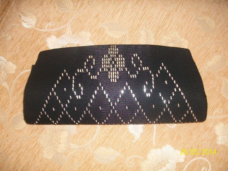 Hobi Sevdam-Saniye Demir,Tel kırma çanta