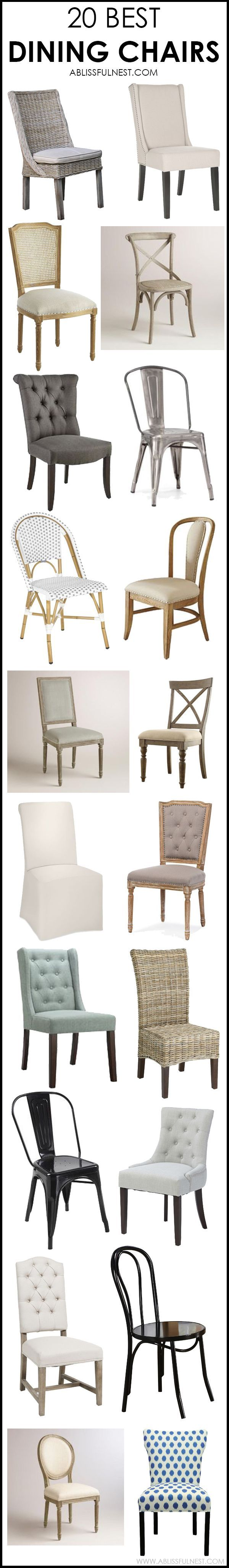 20 Inexpensive Dining Chairs (That Don\'t Look Cheap   Room, Dining ...