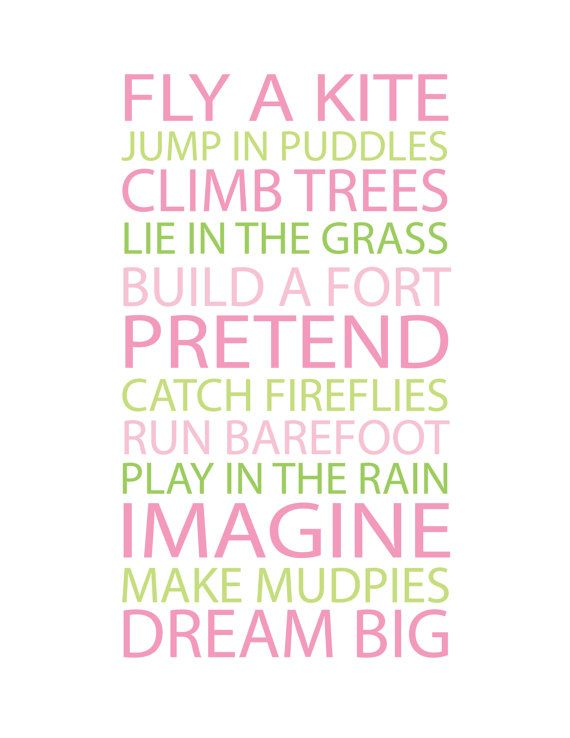 I think this summer I'm going to do all of these things that take me back to my childhood, back to the carefree days <3